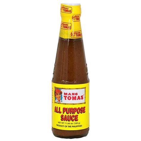 MANG THOMAS All Purpose Sauce 330g   Khampasert