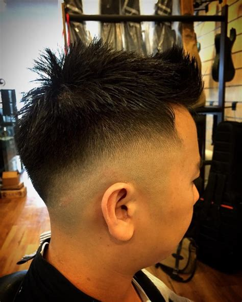fade haircut razor lengths 50 best medium fade haircuts amp up the style in 2018
