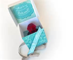 personalized ring pops will you be my bridesmaid ring pop box of honor