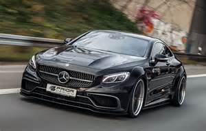 Who Designed Mercedes Official Prior Design Mercedes S Coupe