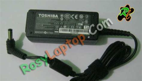 Charger Batre Soket Pin 2 Kecil adaptor charger netbook toshiba nb300 nb520 original kw toko adaptor notebook