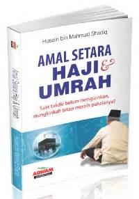 Amal Setara Haji keutamaan amalan archives wisata buku islam