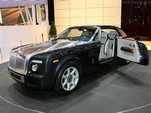 Rolls Royce 101ex Rolls Royce 101ex High Resolution Image 2 Of 12