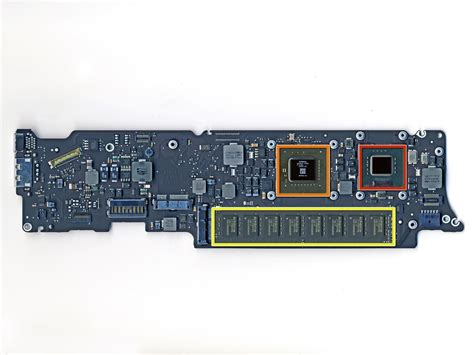 Macbook Air Rm Removing Onboard Ram On Mb Air Macrumors Forums