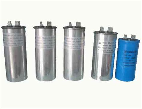capacitor heat refrigerant heat auto refrigerant air conditioner spare parts china manufactuer