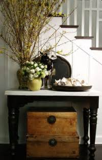 Entry Way Table Decor by Entryway Creating A Fabulous First Impression