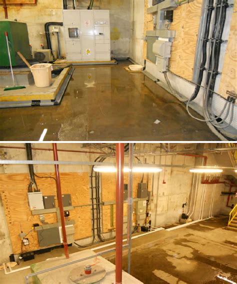waterproofing a flooded basement timberwise prlog