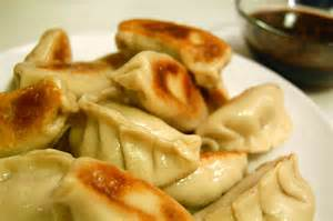 potstickers i made that
