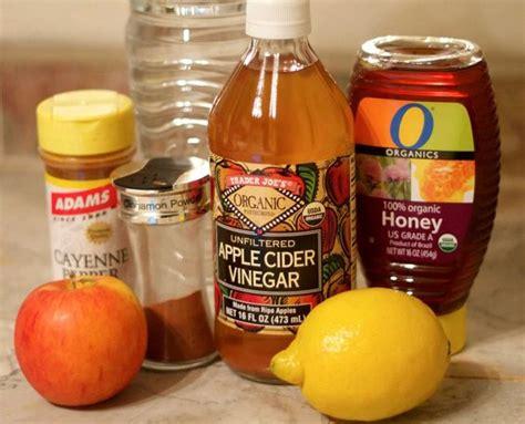 Apple Cider Vinegar Burning Detox Drink by El Cat 225 Logo Global De Ideas
