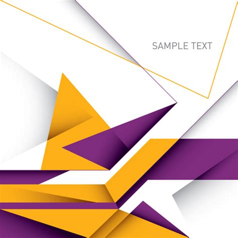 layout abstrato vetor business designed abstract shapes template vector 07