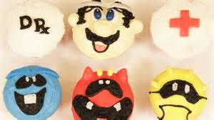 dr mario cupcakes nerdy nummies youtube