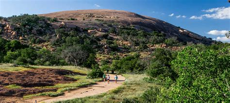 enchanted rock state area parks wildlife