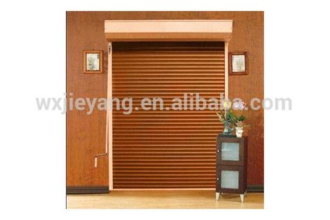 Interior Roll Up Closet Doors Wooden Color Interior Rolling Door Buy Paint Woodcolors Doors Interior Roll Up Door Cheap