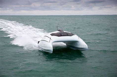 ultra fast aerodynamic boats mer et marine - Ultra Fast Boats
