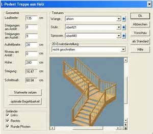 treppe mit podest berechnen podesttreppe grundrisse planen zeichnen