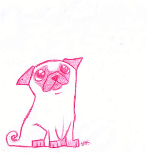 the pink pug pink pug picture by poiuytre00750 drawingnow
