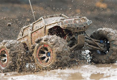monster truck videos in mud traxxas summit gets a new look rc truck stop