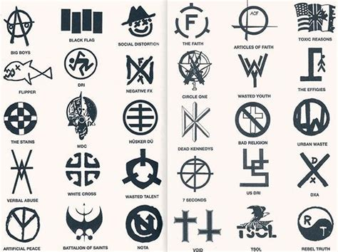 asl symbols research lifestyle groups bands and gangs