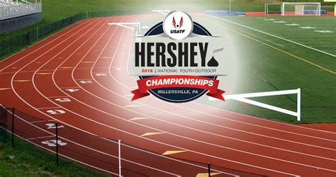 Sports Giveaways Tracking - usa track field usatf hershey youth outdoor chionships