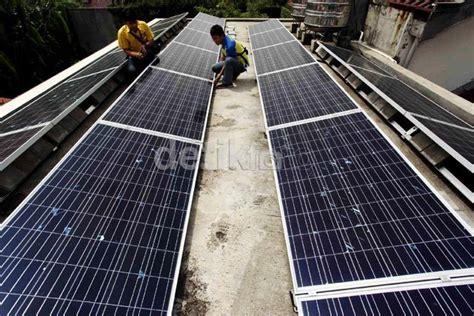 Panel Surya Yang Kecil Punya Panel Surya Di Atap Rumah Ini Keuntungannya