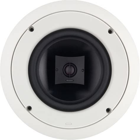 Boston Acoustics Ceiling Speakers by Boston Acoustics Dsi485 8 Quot 2 Way In Ceiling Speaker Dsi485