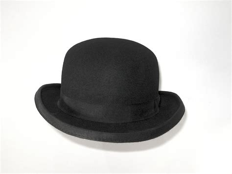black bowler hat races hats wedding hat womens