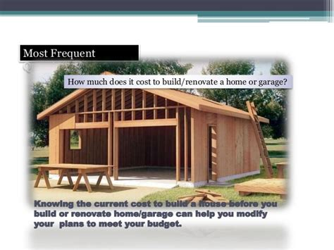 Cost Per Square Foot To Build A Garage by Unfinished Basement Cost Per Square Foot Wolofi
