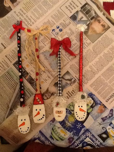 charitable christmas crafts 1000 ideas about wooden spoon crafts on wooden spoons spoons and painted spoons