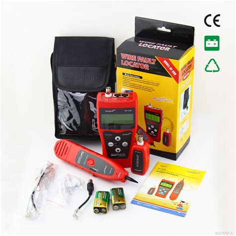 Promo Cable Tester Nf 308 popular network scanner buy cheap network scanner lots