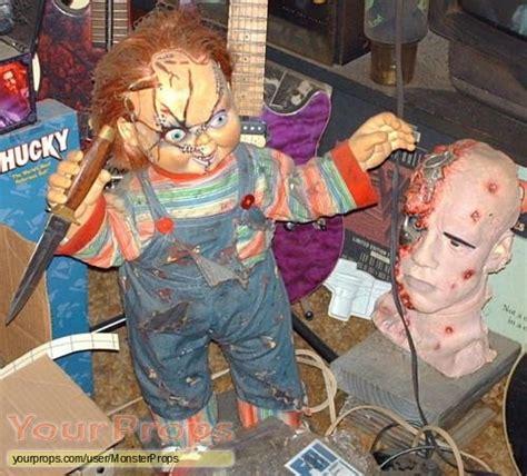 movie replica chucky doll bride of chucky bride of chucky doll prop replica replica
