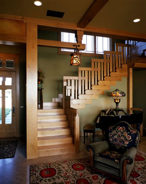 craftsman style flooring craftsman style interiors for home inspiration designoursign