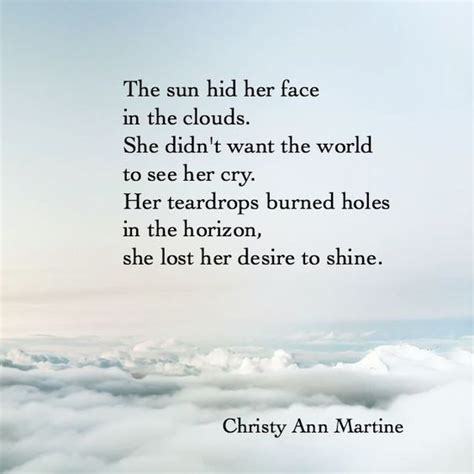 sad poems about life teardrops poem by christy ann martine sad poems
