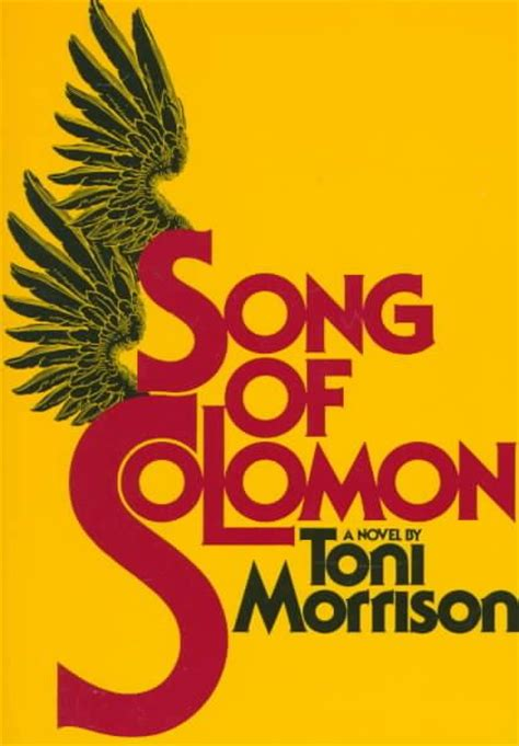 keeping up with mr song of solomon by toni morrison