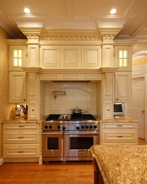 ornate kitchen cabinets ornate traditional kitchen traditional kitchen dc