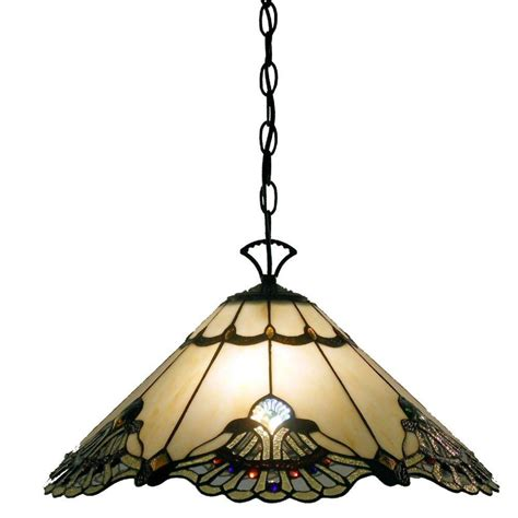 tiffany style light fixtures warehouse of tiffany courtesan 2 light brown hanging l