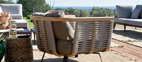 canap 233 s fauteuils pour l ext 233 rieur design unopi 249