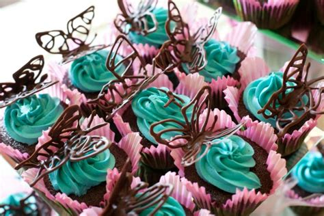 Turquoise Kitchen Ideas A Butterfly Themed Birthday Party Evolving Motherhood
