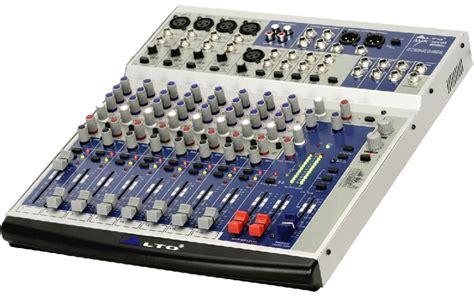 alto professional legacy mixers series gt amx 180fx usb