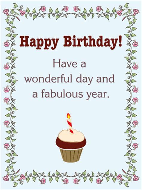 classic birthday cupcake card birthday greeting cards