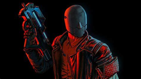 cyberpunk shooter ruiner    stylish blend