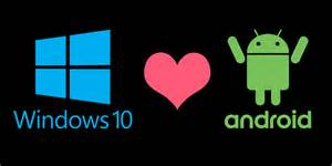 on android android notifications on windows 10 microsoft does the bare minimum ars technica