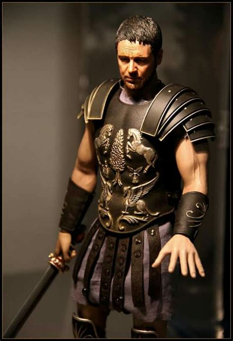 new film like gladiator gladiator russell crowe action figures collectible