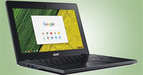 rugged chromebook acer made a rugged chromebook to withstand student