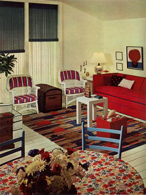 living room in a car whitetrashrepairs com 1960s decorating style 16 pages of painting ideas from