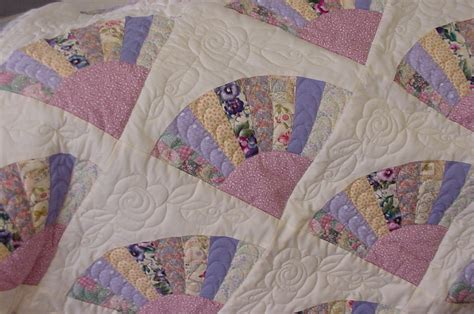 Fan Quilt Patterns by Quilts Patterns Free Grandmothers Fan Images