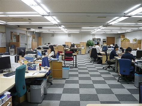 Japanese Office by Look Busy Ait
