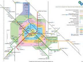 rail map west midlands rail maps