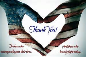 veterans day thank you just isn t enough