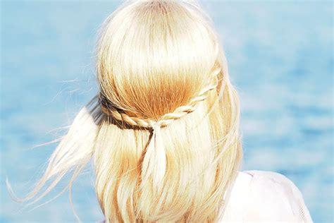 tutorial rambut jaman sekarang tutorial simpel rambut membuat boho twist yang super chic
