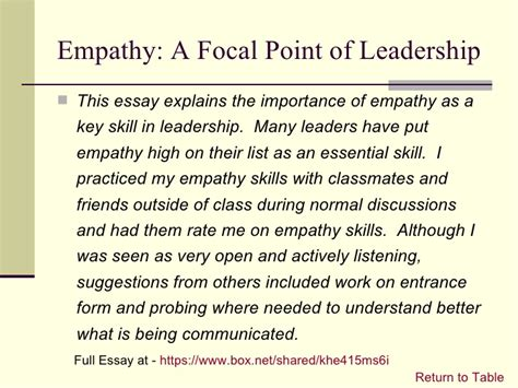 thesis on education leadership education leadership essay hip hop culture essay